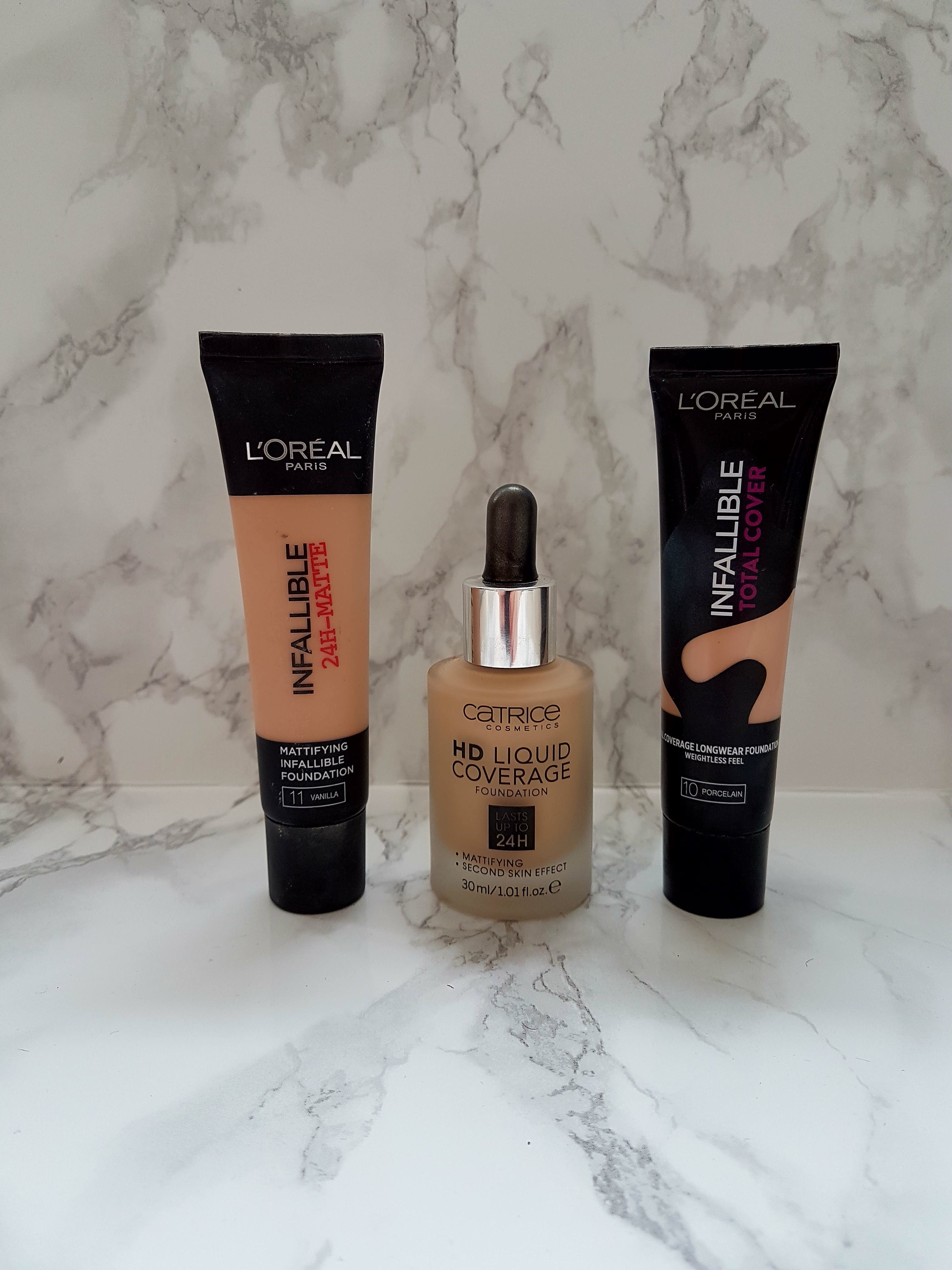 My Top Three Matte Foundations Orla The Irish Mammy Foundation I Am Always On Hunt For A Good That Has Both Coverage And Staying Power But Most Importantly It Must Keep Skin Shine Free